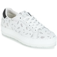 Chaussures Air max tnFemme Baskets basses Diesel S-ANDYES  WOMAN Blanc