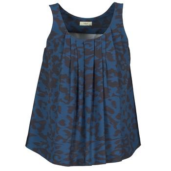 Vêtements Femme Tops / Blouses Lola CUBA Bleu / Noir