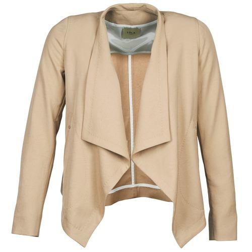 Vêtements Femme Vestes / Blazers Lola VESTIGE Beige