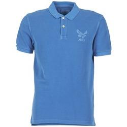 Vêtements Homme Polos manches courtes Aigle BELAQUA Bleu