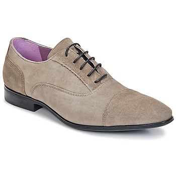 Chaussures Homme Richelieu BKR KIPLIN Gris