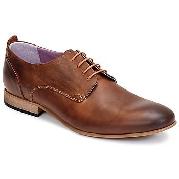 Chaussures Homme Derbies BKR OLIVER Marron