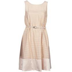Vêtements Femme Robes courtes Manoukian 613374 Beige
