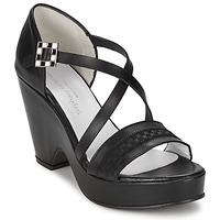 Chaussures Air max tnFemme Sandales et Nu-pieds Stephane Gontard FOLIES NOIR