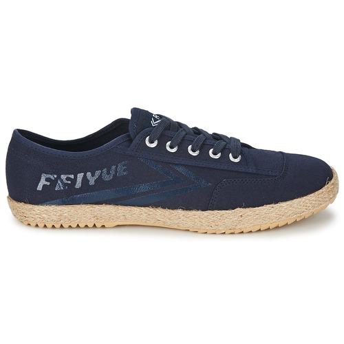 Feiyue FELO PLAIN Bleu / Blanc