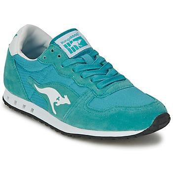 Chaussures Femme Baskets basses Kangaroos BLAZE III Bleu