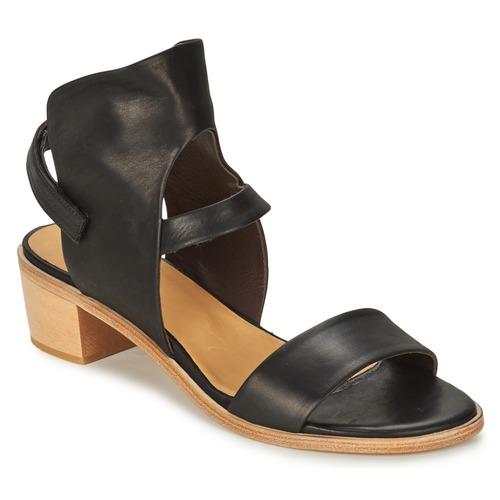 Chaussures Femme Sandales et Nu-pieds Coclico TYRION Noir