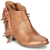 Chaussures Femme Bottines Catarina Martins MAGGIORE Rose metal