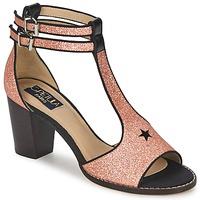 Chaussures Femme Sandales et Nu-pieds C.Petula JAIMIE Or Rosé