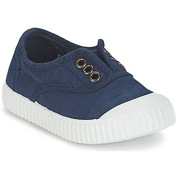 Chaussures Air max tnEnfant Baskets basses Victoria INGLESA LONA TINTADA Marine