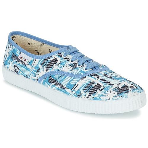 Chaussures Baskets basses Victoria INGLES PALMERAS Bleu