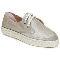 Chaussures Air max tnFemme Espadrilles Bunker IBIZA Argent