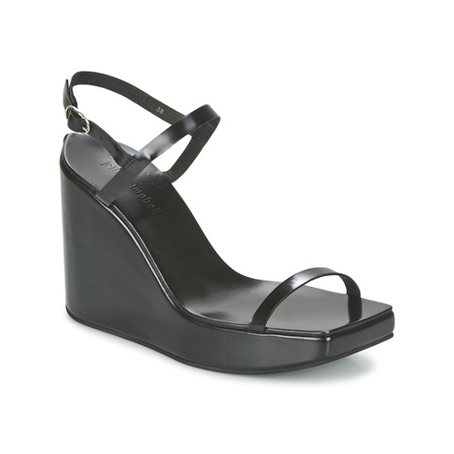Chaussures Femme Sandales et Nu-pieds Jeffrey Campbell ZENYATTA Noir