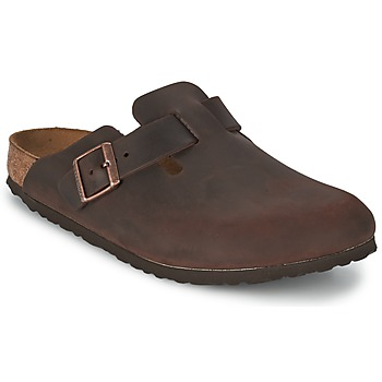 Chaussures Homme Sabots Birkenstock BOSTON Marron