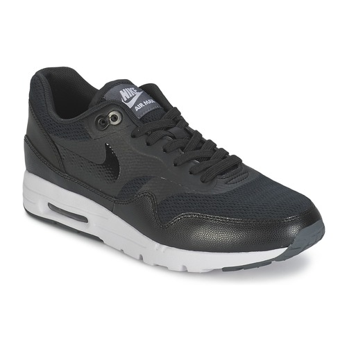 Chaussures Femme Baskets basses Nike AIR MAX 1 ULTRA ESSENTIAL W Noir