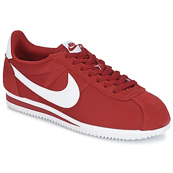 Chaussures Homme Baskets basses Nike CLASSIC CORTEZ NYLON Rouge