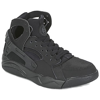 Basket montante Nike FLIGHT HUARACHE JUNIOR Noir