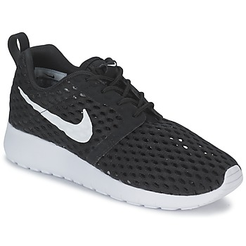 Nike ROSHE ONE FLIGHT WEIGHT BREATHE JUNIOR Noir