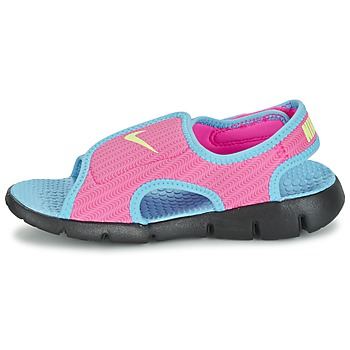 Nike SUNRAY ADJUST 4 Rose / Bleu