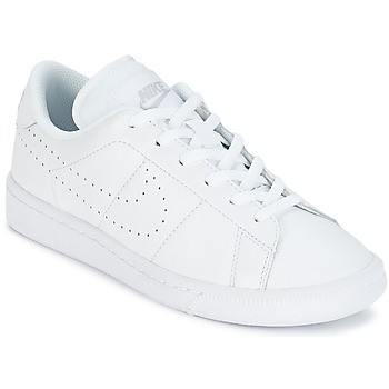 Chaussures Enfant Baskets basses Nike TENNIS CLASSIC PREMIUM JUNIOR Blanc