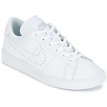 Nike TENNIS CLASSIC PREMIUM JUNIOR Blanc