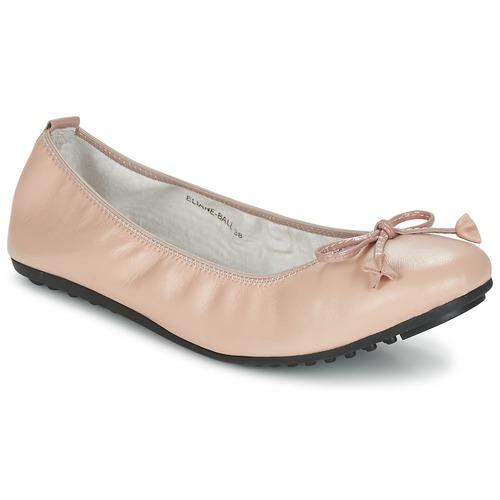 Chaussures Femme Ballerines / babies Mac Douglas ELIANE Rose