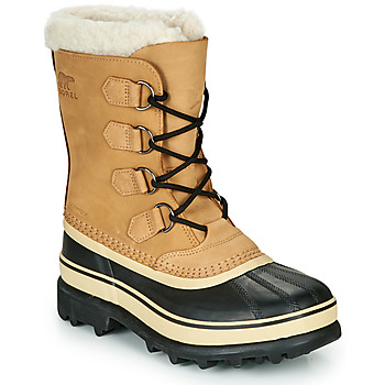 Chaussures Femme Bottes de neige Sorel CARIBOU Marron / Noir