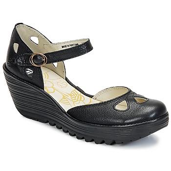 Chaussures Air max tnFemme Escarpins Fly London YUNA Noir