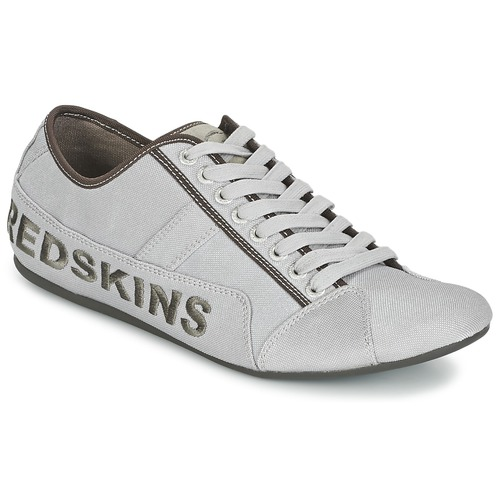 Chaussures Homme Baskets basses Redskins TEMPO Gris