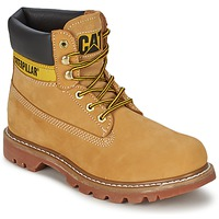 Chaussures Femme Boots Caterpillar COLORADO Miel