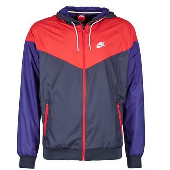 Nike WINDRUNNER Marine / Rouge / Bleu