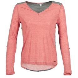 Vêtements Femme T-shirts manches longues Smash TIRAMISU Rose