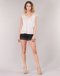 Vêtements Femme Shorts / Bermudas Banana Moon HUAWEI Noir