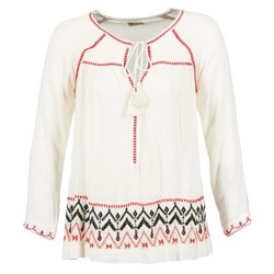 Vêtements Femme Tops / Blouses Stella Forest KAIAMA Ecru