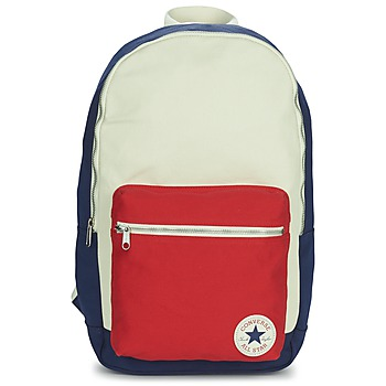 Converse CORE PLUS BACKPACK Ecru / Marine / Rouge