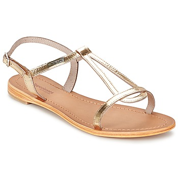 Chaussures Femme Sandales et Nu-pieds Les Tropéziennes par M Belarbi HAMESS Or