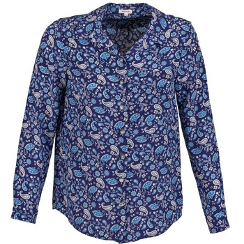 Vêtements Femme Chemises / Chemisiers Manoush BANDANA SILK Bleu