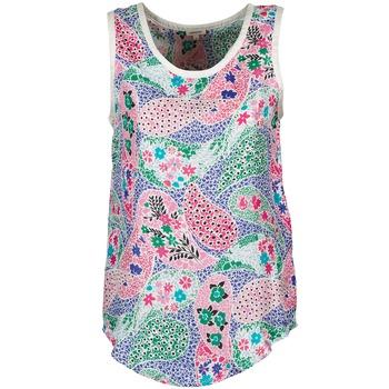 Vêtements Femme Débardeurs / T-shirts sans manche Manoush PAISLEY RETRO Multicolore