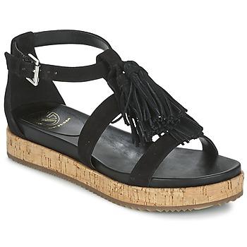Chaussures Air max tnFemme Sandales et Nu-pieds KG by Kurt Geiger MEADOW Noir