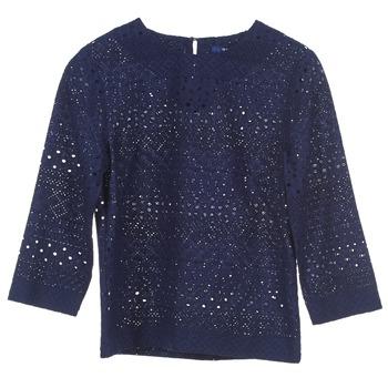 Blouses Gant 431951 Bleu