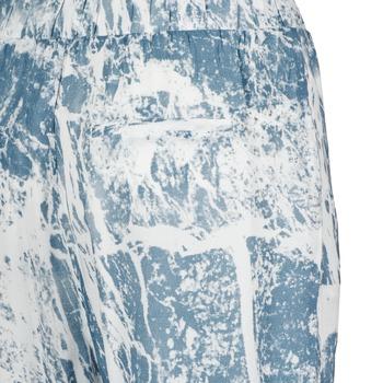 Vila GRUNGE ME Bleu / Blanc
