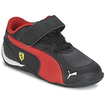 Puma DRIFT CAT 5 L SF V KIDS Noir / Rouge
