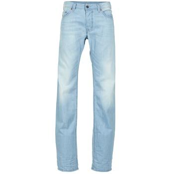 Vêtements Homme Jeans droit Diesel SAFADO Bleu 852I