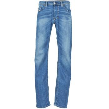 Vêtements Homme Jeans droit Diesel LARKEE Bleu 848U