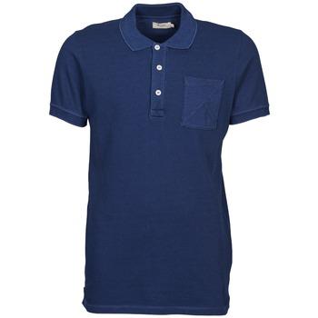 Vêtements Homme Polos manches courtes Kulte DALLE Bleu