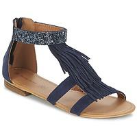 Chaussures Femme Sandales et Nu-pieds Moony Mood EWAL Marine