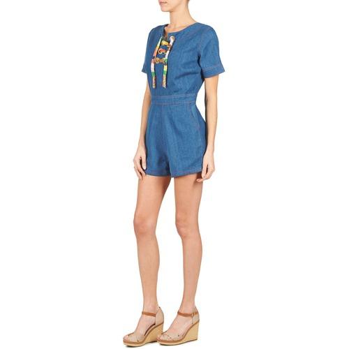 Bleu Lacet Lacet Manoush Jean Manoush 8wPXnk0O