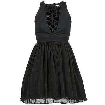 Vêtements Femme Robes courtes Manoush MARILACET Noir