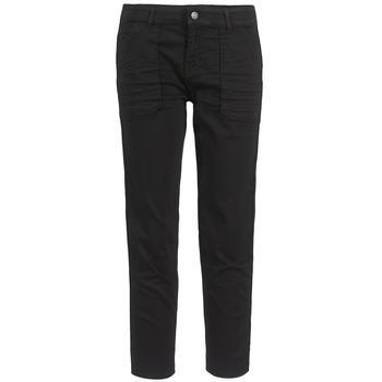 Pantalons 7/8 et 3/4 Cimarron CLAUDIE Noir