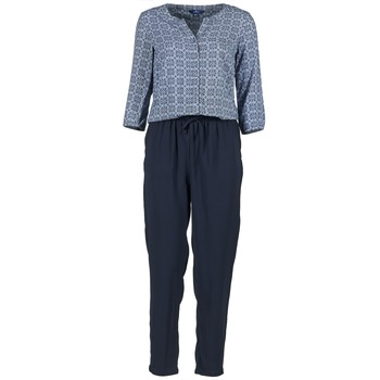 Vêtements Femme Combinaisons / Salopettes Tom Tailor UVIALA Bleu